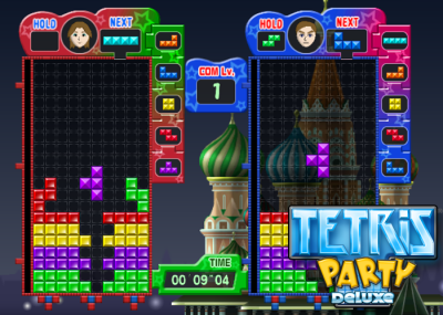 Tetris Party Deluxe for Wii